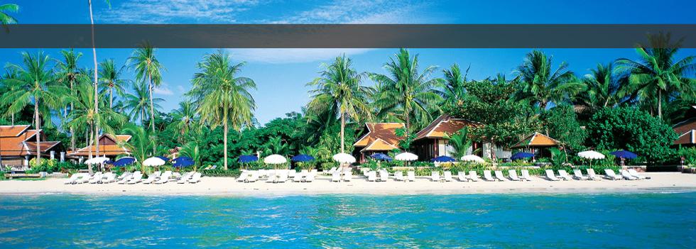 Chaweng Beachfront Resort Koh Samui